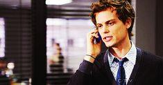 Reid in season 6~ - dr-spencer-reid Fan Art