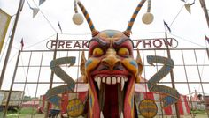 American Horror Story: Freak Show Location & Viewing Guide