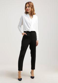 Reiss JENA - Jumpsuit - black/off white