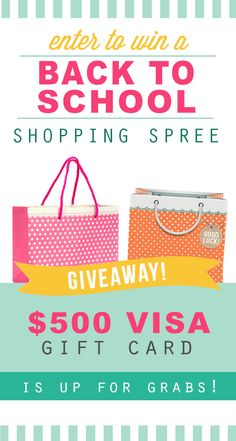 WIN a $500 VISA Gift Card Shopping Spree! Entering is super simple too! www.TheDatingDivas.com
