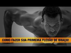 Calistenização #06 | Como Fazer Sua Primeira Flexão de Braço | Calistenia & Street Workout Brasil - YouTube