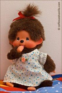 Handmade Dress For Monchhichi Monchhichi Pinterest Handmade