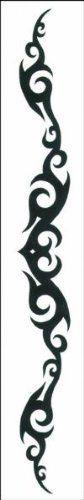 Tattoo Tribal Heart Armband (2 Pack) by WMU. $22.06. Tribal heart armband looks great on any arm.. Save 57% Off!