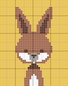 Ravelry 249598004331891555 - Ravelry: katharakete's Tiere des Waldes Krabbeldecke–bunny Source by hallosc Cross Stitch Pillow, Cross Stitch Charts, Cross Stitch Designs, Cross Stitch Patterns, Crochet Wall Art, Crochet Wall Hangings, Tapestry Crochet, Pixel Crochet, C2c Crochet