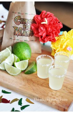 Cinco de Mayo treat bags