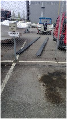 Sinun parkkipaikkasi?