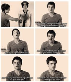 ohh, Josh <3