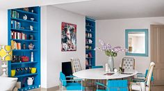 Take a Tour of This Colour-filled Home in London - The Room Edit