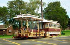 Portland's Tram in Portland, Victoria 3305 Australia