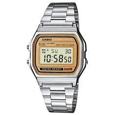 Casio Classic A158WEA-9EF retro horloge | gratis verzending
