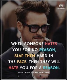 Sure that They will Hate you for the reason.. -- For More Quotes Follow @idiotic.world -- #money #motivation #success #cash #wealth #grind #lifestyle #business #entrepreneur #luxury #moneymaker #work #successful #hardwork #life #hardworkpaysoff #businessman #passion #millionaire #love #networkmarketing #businessowner #motivational #desire #entrepreneurship #stacks #entrepreneurs #smile #idiotic_world #instagood