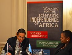 Ambassador Jendayi Frazer proving US/Africa relations still very important with her remarks this morning in New York