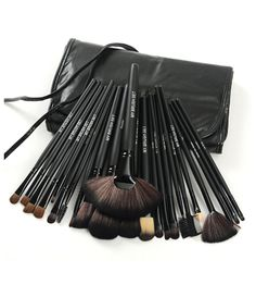 Get Your Free 24 Piece Jet Black Make Up Brush Set. Hurry, before it is gone! Limited Time Remaining. In Stock - Ships in 24 Hours From New York. Get It Now!