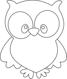 Template Free Owl Templates, Applique Templates, Applique Patterns, Quilt Patterns, Heart Template, Butterfly Template, Flower Template, Crown Template, Owl Quilt Pattern