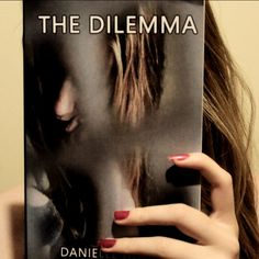 Danielle Holian's new poetry book The Dilemma is available on Amazon and Barnes and Noble. #poetry #poetrybook #photography #bookphotography #kindle #paperback #amazon #barnesandnoble