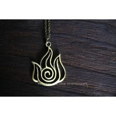 the antique bronze Avatar: The Last Airbender jewelry gift (6.00 CAD) ❤ liked on Polyvore featuring jewelry, necklaces, antique bronze necklace, bronze necklace, chains jewelry, bronze chain necklace and antique necklaces