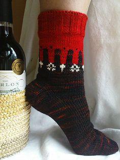 Ravelry: Sokkene som kalles Sue pattern by Pinneguri