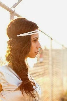 Boho Headband Inspirations