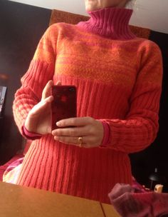 "My mum made me this ""Marius"" jumper with my choice of color adjustments....I absolutely love this!:0)"