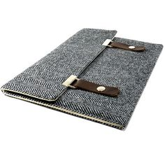 """MacBook Air 13"""" Pocket Case, now featured on Fab."""