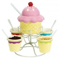Ice Cream Social Topping Spinner, I'm getting this !!