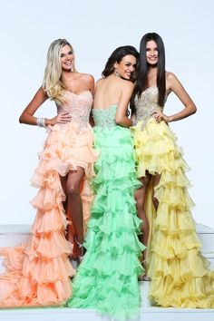 Sherri Hill - Official Site of Designer - Prom Dresses - Couture Dresses Worst Prom Dresses, Orange Prom Dresses, Bad Dresses, Prom Dress 2013, Blue Homecoming Dresses, Sherri Hill Prom Dresses, Cute Prom Dresses, Prom Dress Shopping, Plus Size Prom Dresses
