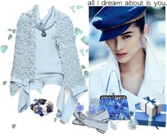 """""""DREAMS ARE ONLY THOUGHTS THAT YOU DIDIN'T HAVE TIME TO THINK ABOUT DURING THE DAY."""" by figenozkilic on Polyvore"""