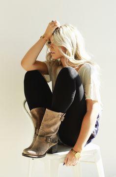 Cara Loren- cute outfit