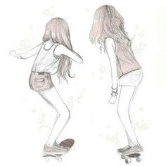 Friendship and Skate