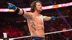 Georgia's Own A.J. Styles First WWE Appearance in Atlanta #AJStyles #WWE #Smackdown @AJStylesOrg
