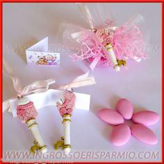 Bomboniere-battesimo-bimba-Chiavi-biberon-carrozzina-rosa-nascita-1-compleanno