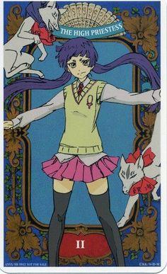 Card II The High Priestess Izumo Kamiki