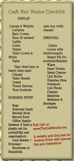 Craft Fair Vendor Sales Tips and Booth Ideas - - Get the inside scoop on all the little known tricks of the trade for increasing sales and building repeat business. How to design and work a booth that rocks! Craft Show Displays, Craft Show Booths, Vendor Displays, Market Displays, Craft Show Ideas, Display Ideas, Craft Fair Ideas To Sell, Fall Craft Fairs, Farmers Market Display