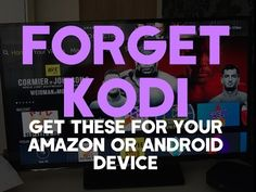 Forget KODI - LIVE SPORT, TV & MOVIES for Firestick, Fire TV or Android - YouTube