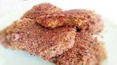 vegane Frikadellen aus roten Bohnen