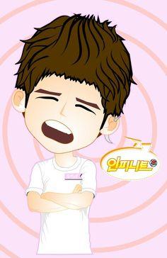 This is INFINITE #Sunggyu fanART