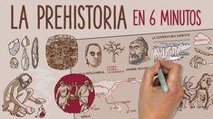 La Prehistoria en 6 minutos - YouTube
