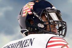 Navy to Wear Custom 'Don't Tread on Me' Uniforms for Army-Navy Game. Illustration: Josh Richardson