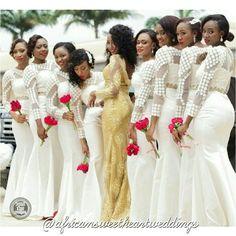 African Sweetheart: African Sweetheart Weddings On Instagram Part 12 ( YESSS AFRICAN IS BEAUTIFUL)