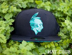 Jesse Tribe 59Fifty Fitted Cap by CLINK ROOM x NEW ERA @ Hat Club