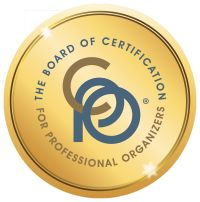 What is a Certified Professional Organizer®? - National Association of Professional Organizers (NAPO)