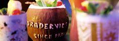 Trader Vic's, Emeryville (San Francisco) - Mai Tai Wave (taster of three types) Taste the World