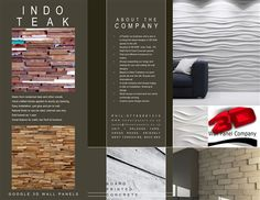 3D Wall Panel Gallery