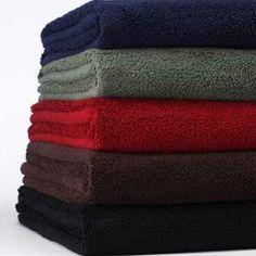 MicroCotton Towels - Sables