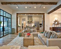 Austin, TX design inspiration | interior design | living room