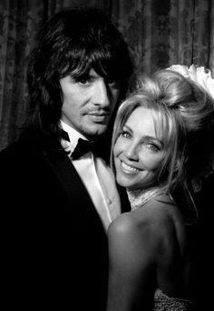 Heather Locklear & Richie Sambora - (divorce) Wedding