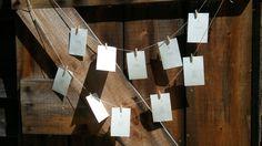 A cute seating chart idea! #mountgulian #weddings #hudsonvalleyweddings #hudsonvalleybrides #barnwedding #seatingchart