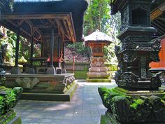 Bali Temple, Ubud, 2009.