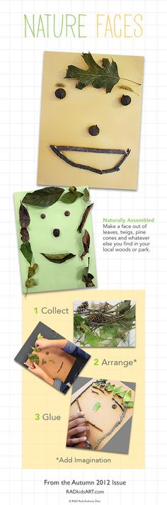 Natural Material Faces