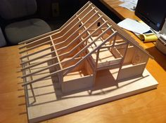 Image Detail for - model was born Wood Horse – White Horse Barns Horse Barn Plans, Horse Barns, Horse Stables, Popsicle Stick Crafts, Craft Stick Crafts, Popsicle Stick Houses, Wood Projects, Woodworking Projects, Woodworking Classes